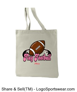 Breast Cancer Awarenss Tote Design Zoom